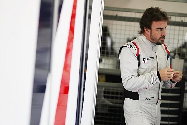 """Alonso: """"Era importante este test antes de ir a Daytona"""
