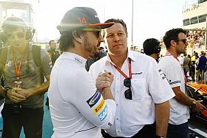 McLaren acepta que malos resultados alejaron patrocinadores