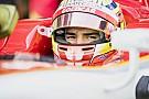 EUROF3 Alex Palou al via dell'Europeo Formula 3 2018 con la Hitech