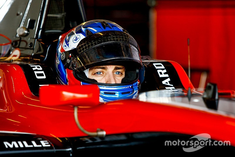 Hughes seals GP3 return with ART
