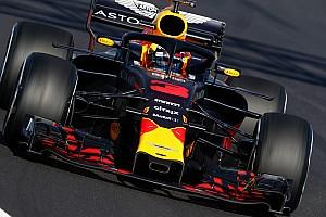 F1 测试报告 第二轮季前测试次日上午:里卡多刷出最快单圈,迈凯伦噩耗继续