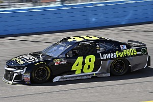 Monster Energy NASCAR Cup Breaking news Lowe's akhiri sponsorship Jimmie Johnson setelah 2018