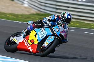 Moto2 Noticias Galería: las mejores fotos del test de Moto2 y Moto3 en Jerez