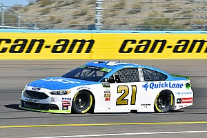 NASCAR Cup Qualifyingbericht NASCAR in Phoenix: Wimpernschlag-Pole-Position für Ryan Blaney