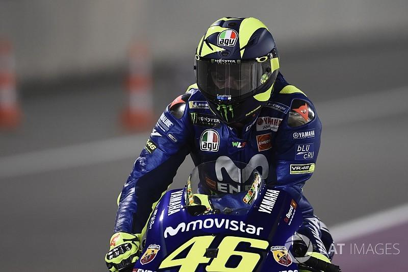 """Rossi : """"L'important, c'est le résultat"""""""