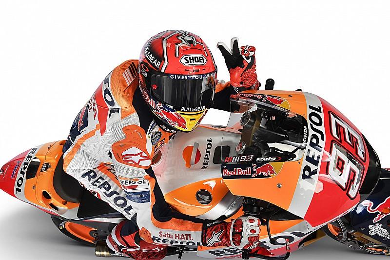 RESMI: Marquez bertahan di Repsol Honda hingga 2020