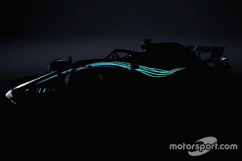 Mercedes presenterà la W10 di Hamilton e Bottas il 13 febbraio