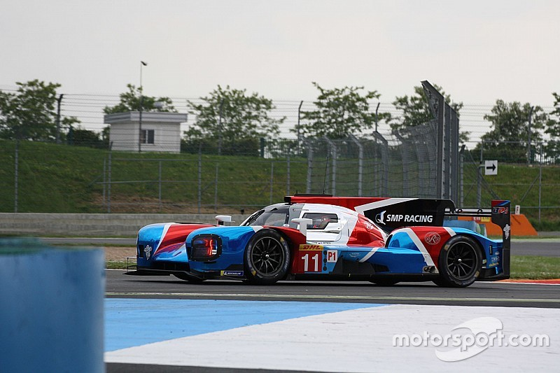 Button given SMP safety assurances after Isaakyan flip