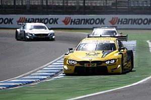 DTM Crónica de Carrera Timo Glock se anota la victoria en una espectacular carrera del DTM