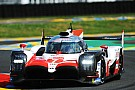 Le Mans 24h: Toyota takes 1-2 in practice