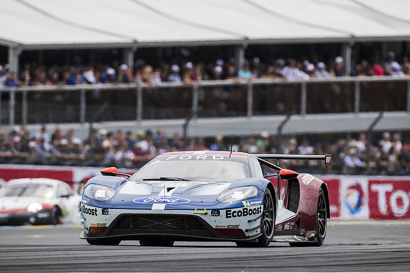 GTE-Pro-Duell Ford vs. Porsche: