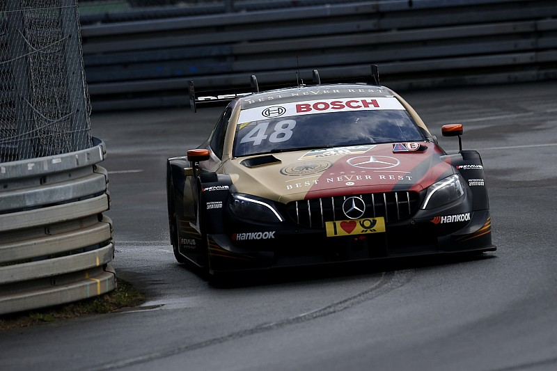 Mortara da infarto al Norisring: pole position di Gara 1 per un millesimo