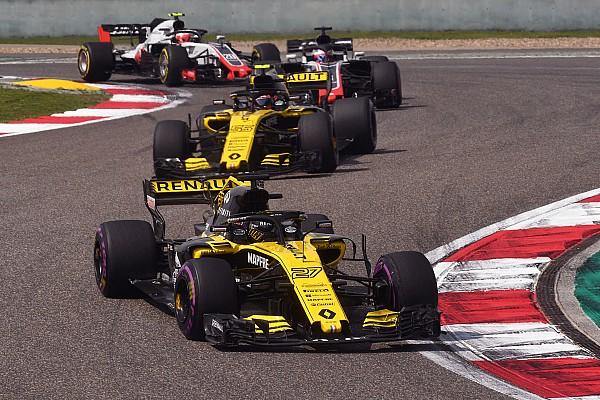 Formula 1 Breaking news Sainz vs Verstappen shows Hulkenberg's strength - Renault