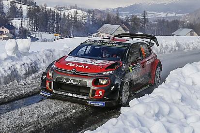 WRC Citroen sfiora il podio al