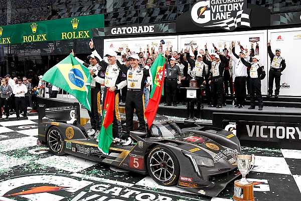 Daytona 24 Jam: AXR Cadillac pecahkan rekor jarak baru
