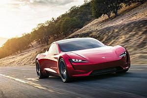 Automotive News Tesla stellt neuen Roadster vor