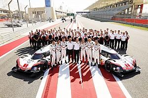 WEC 速報ニュース ポルシェLMP1チーム「大きなライバル、トヨタの優勝を祝福したい」