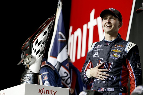 Have we already witnessed NASCAR's changing of the guard?