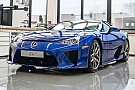Automotive Lexus talks about how it services its own LFA