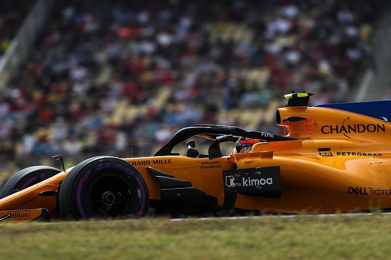 La McLaren ha sostituito il telaio di Vandoorne dopo le difficoltà degli ultimi 2 GP