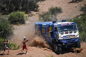 Dakar I più cliccati Fotogallery: Eduard Nikolaev, vincitore Camion della Dakar 2018