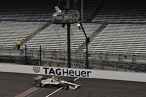 IndyCar Raceverslag Indy GP: Power pakt 200e winst voor Penske