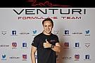 Formule E Massa tekent voor drie jaar bij Formule E-team Venturi