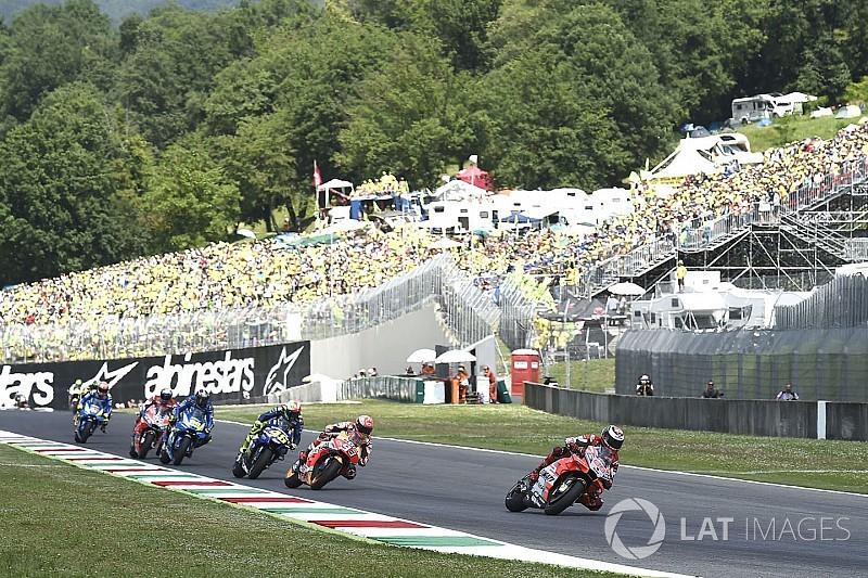 VÍDEO: Top 10 GP da Itália de MotoGP