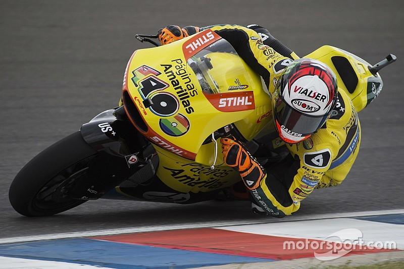 "Rins says interest from MotoGP teams a ""motivation"""