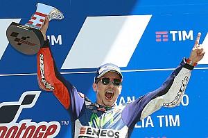 MotoGP Race report Mugello MotoGP: Lorenzo beats Marquez in wild fight as Rossi retires