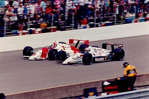 Michael Andretti on life after Indy defeats