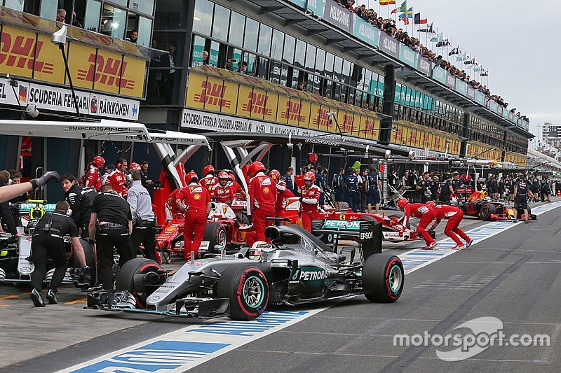 Opinion: Qualifying shambles shows F1 is its own worst enemy