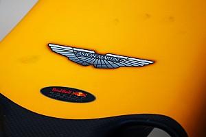 Formula 1 Breaking news Aston Martin akan jadi sponsor utama Red Bull di F1 2018
