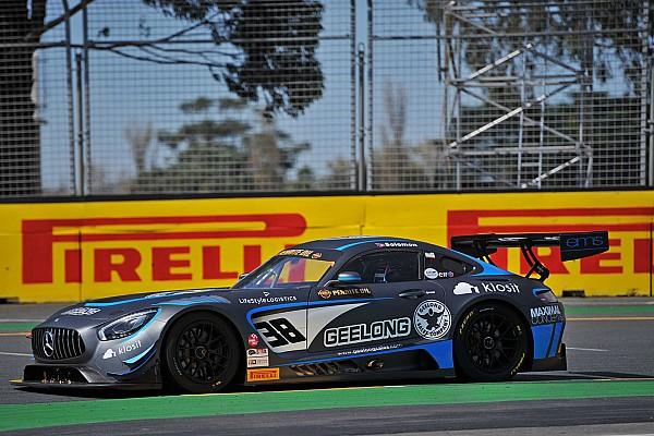 Albert Park Australian GT: Quinn excluded, Solomon awarded win