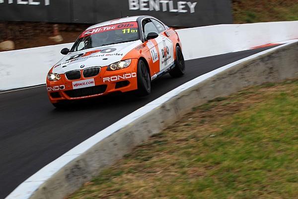 Endurance Bathurst 6 Horas: Mostert/Morcom dan a BMW la carrera inaugural