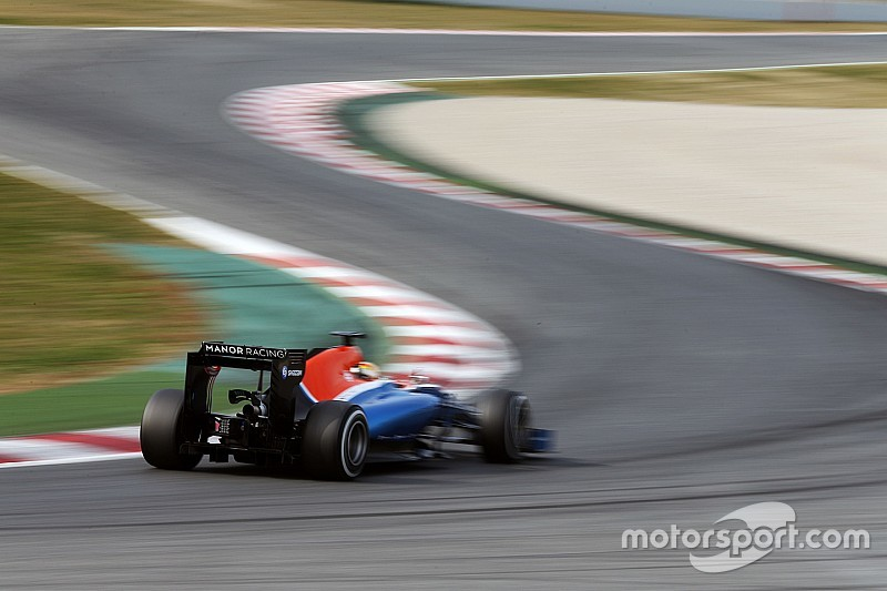 """Haryanto still """"finding the limits"""" in F1"""