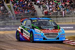Ралі-Крос Важливі новини Чемпіон Andros Trophy виступатиме у складі Peugeot WorldRX
