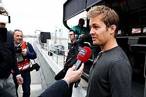 Formula 1 Röportaj Rosberg: Emekli olmaktan pişman değilim