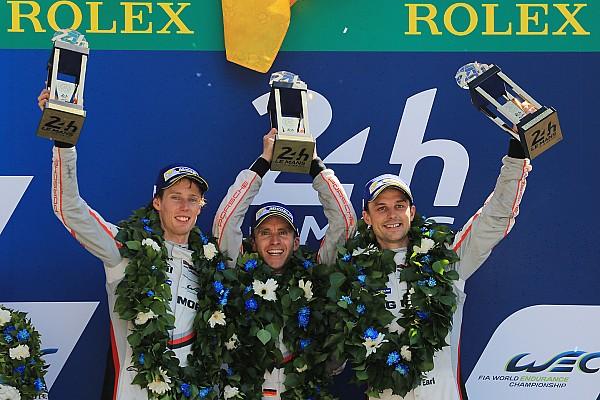 Le Mans Kolumne Kolumne von WEC-Pilot Timo Bernhard:
