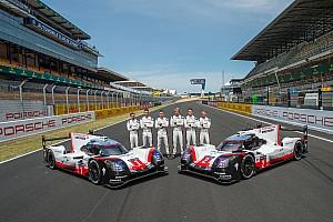 Comment les pilotes Porsche se préparent aux adieux