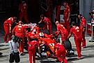 Ferrari reshuffle to focus exclusively on quality control