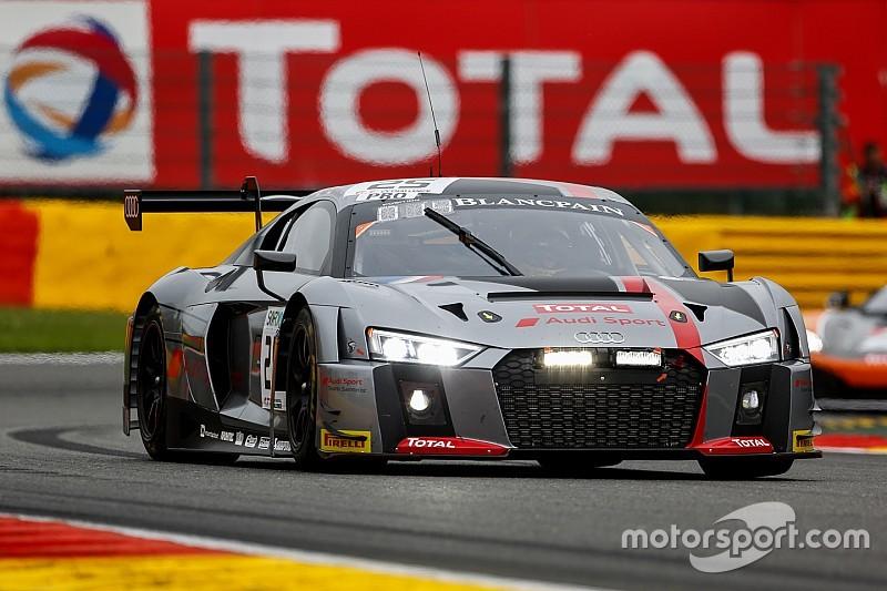 """Saintéloc Audi na winst in 24 uur Spa: """"We zijn helemaal kapot"""""""