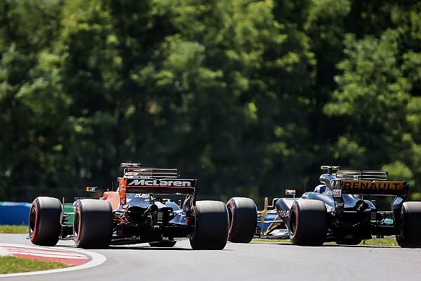 Formula 1 Honda targetkan di atas Renault sebelum akhir musim