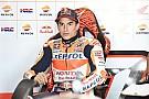 MotoGP Aragon MotoGP: Marquez tops FP3, Rossi books Q2 spot