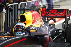 Forma-1 Motorsport.com hírek Ricciardo: repülőrajt esetén lehet, hogy sima lett volna a kezdés