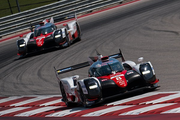 WEC Важливі новини Toyota відклала рішення щодо WEC до публікації нових правил LMP1