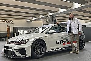TCR Italia Ultime notizie Massimiliano Gagliano sulla Volkswagen Golf GTI al via del TCR Italy