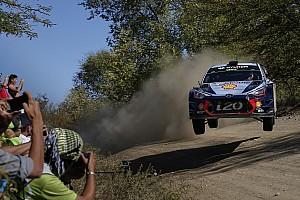 WRC Rennbericht Rallye Argentinien: Neuville entreißt Evans den 1. WRC-Sieg