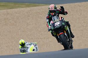 "MotoGP 速報ニュース 【MotoGP】ロッシ、ザルコの大活躍は""大きな驚き"""