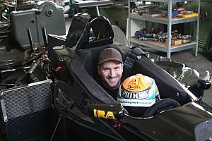 Thomas Amweg : sur les traces du père avec la… Formule 3000 !